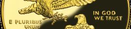 US gold 50-dollar coin
