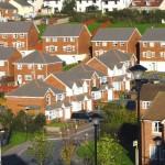 modern UK housing